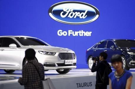 Mexico: Ford triệu hồi hơn 61.000 ô tô do lỗi chốt khóa cửa