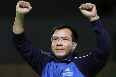 Những chia sẻ đầy xúc động của Hoàng Xuân Vinh về chiếc HCV Olympic 2016