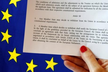 Nước Anh mất lợi thế đàm phán nếu kích hoạt Điều 50