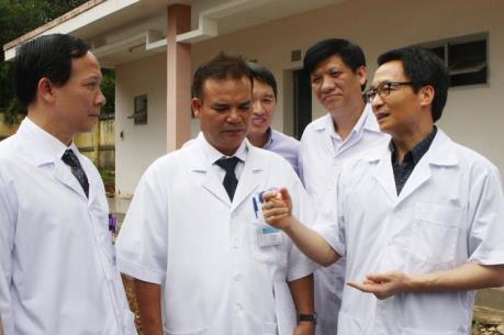 Tỷ lệ sốt xuất huyết ở Tây Nguyên tăng đột biến