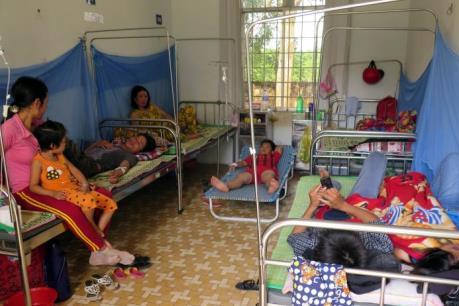 Người dân vẫn còn chủ quan với bệnh sốt xuất huyết