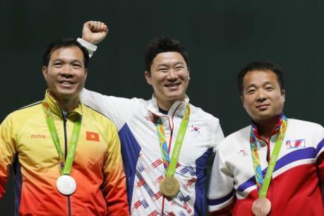 OLYMPIC 2016: Chiến tích của Xuân Vinh qua tâm sự những người xung quanh