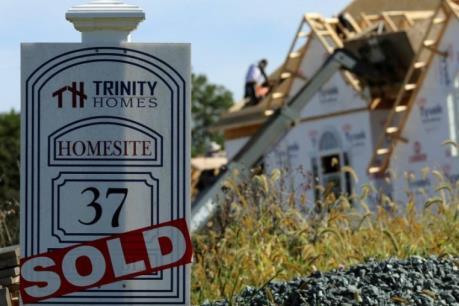 Tỷ lệ người Mỹ sở hữu nhà tụt xuống mức thấp kỷ lục