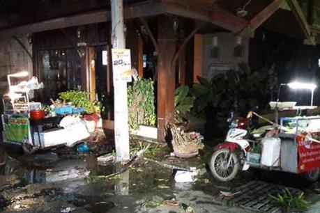 Thông tin mới nhất về vụ nổ bom kép ở Thái Lan khiến 11 người thương vong