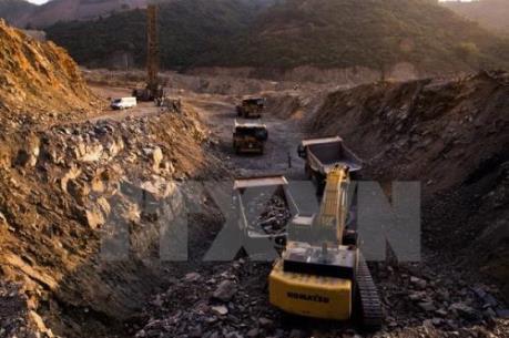 Vĩnh Phúc siết chặt quản lý hoạt động khai thác khoáng sản