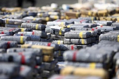 Maroc bắt giữ hơn 1,5 tấn cần sa