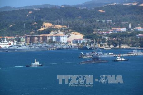 Quy trình tiếp nhận, xử lý và truyền phát thông tin an ninh hàng hải