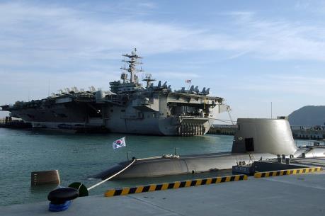 Hàn Quốc: Nổ tại căn cứ hải quân gây thương vong