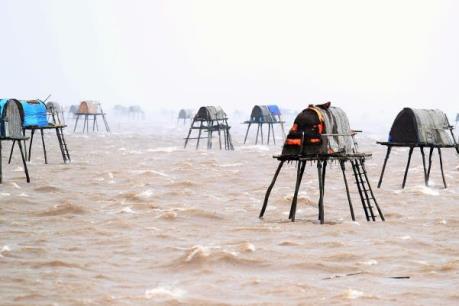 Dự báo cuối năm có 3-4 cơn bão, áp thấp nhiệt đới ảnh hưởng đến Việt Nam