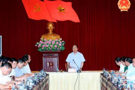 Thủ tướng Nguyễn Xuân Phúc chỉ đạo giải quyết vụ nổ súng vào lãnh đạo tỉnh Yên Bái