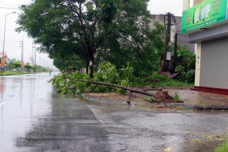 Hải Dương chịu ảnh hưởng nặng bởi bão số 3