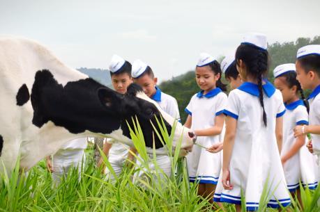 """Hành trình 40 năm """"Giấc Mơ Sữa Việt"""""""