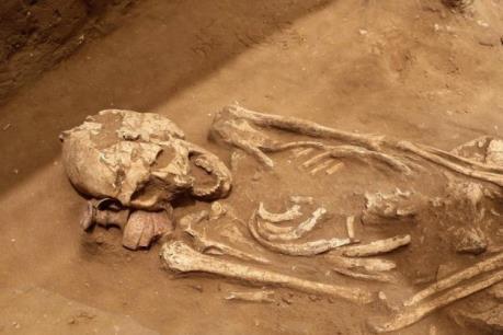 Saudi Arabia phát hiện mẩu xương người cổ xưa nhất