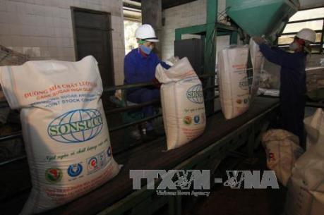 Sắp đấu giá quyền sử dụng hạn ngạch thuế quan nhập khẩu 85.000 tấn đường