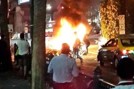Đánh bom ở miền Nam Thái Lan, 31 người thương vong