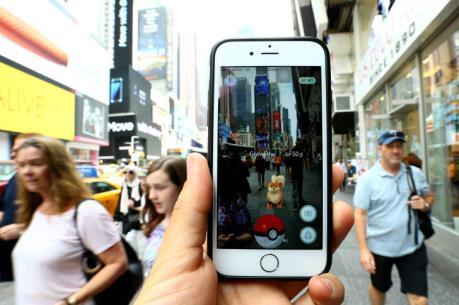 """Kêu gọi cấm trò chơi """"Pokémon Go"""" tại Đức"""