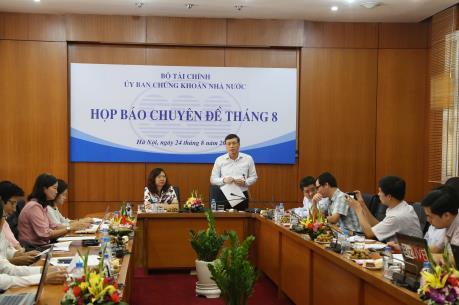 Vốn ngoại vào thị trường chứng khoán Việt Nam cao gấp 3,5 lần