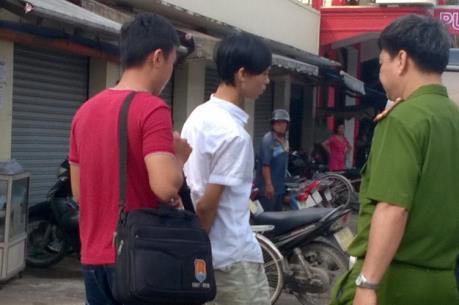 Hà Nội: Nghi can giết 2 người ở Đông Anh ra đầu thú