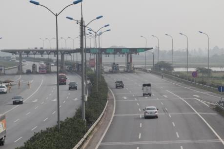 Đề xuất phương thức thu phí mới cao tốc Pháp Vân - Cầu Giẽ và Cầu Giẽ - Ninh Bình