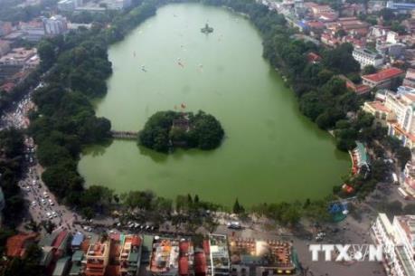"""Hà Nội: Phân luồng giao thông phục vụ """"Không gian đi bộ khu vực hồ Hoàn Kiếm"""""""