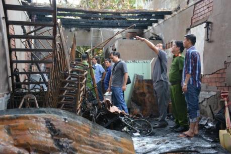 Nguyên nhân thực sự gây cháy nhà làm 6 người tử vong ở Cà Mau