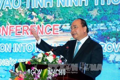 Thủ tướng: Ninh Thuận cần có cam kết cụ thể khích lệ nhà đầu tư