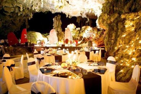 Đừng biến hang động của di sản vịnh Hạ Long thành... nhà hàng ẩm thực