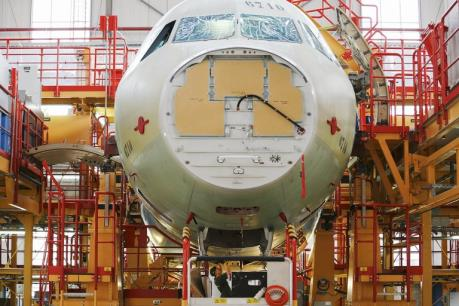 Trung Quốc tăng cường hiện diện trên thị trường động cơ máy bay
