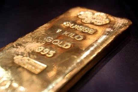 Giá vàng châu Á ngày 29/8 giảm do đồng USD tăng