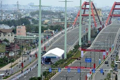 Thông xe toàn tuyến đường Tân Sơn Nhất – Bình Lợi – Vành đai ngoài
