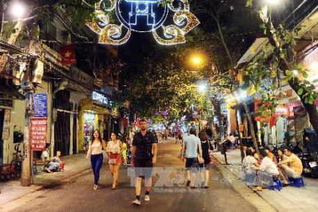Mở rộng không gian đi bộ trong khu vực phố cổ Hà Nội