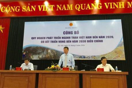 Điều chỉnh Quy hoạch phát triển ngành than Việt Nam