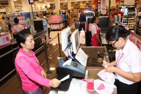 Khai mạc triển lãm hàng Việt Nam tại siêu thị Aeon Nhật Bản