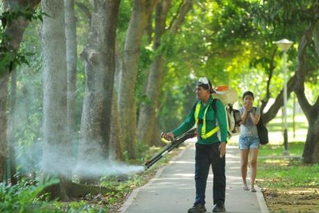 """WHO: Singapore là """"hình mẫu"""" trong việc xử lý dịch Zika"""