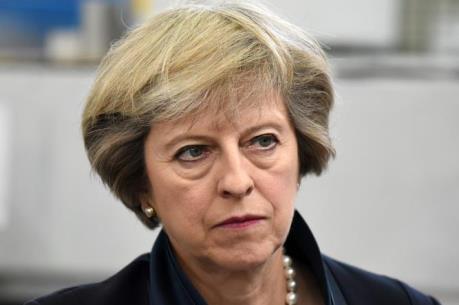 Thủ tướng May muốn Anh giành vị trí tiên phong trong thương mại toàn cầu
