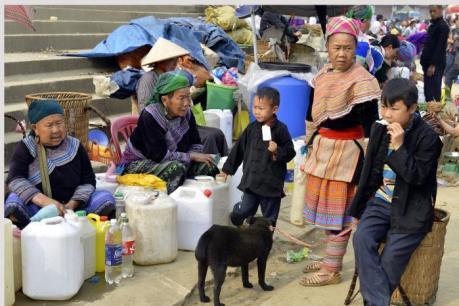 Thời tiết xấu, du khách đến Sa Pa sụt giảm dịp nghỉ lễ 2/9