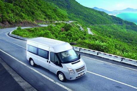 Ford Việt Nam triệu hồi gần 1.600 xe Transit