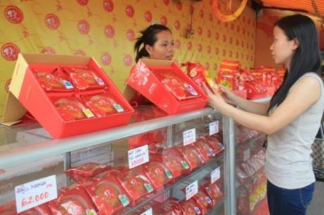 Bánh Trung thu 2017 hướng đến dòng sản phẩm Việt cao cấp