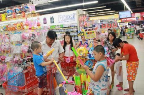 Thị trường Trung thu 2016: Sản phẩm lồng đèn xem nhiều hơn mua