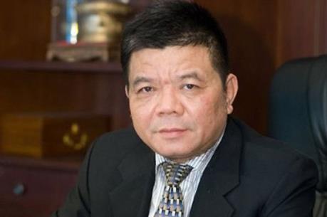 Ông Trần Bắc Hà thôi làm người đại diện phần vốn Nhà nước tại BIDV
