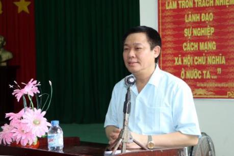 Phó Thủ tướng Vương Đình Huệ: Thống nhất phương án điều chỉnh lương tối thiểu vùng 2017