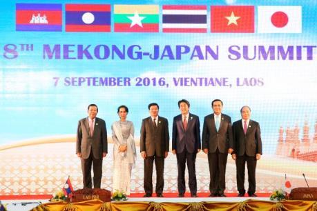 Thủ tướng Nguyễn Xuân Phúc: Việt Nam cam kết thúc đẩy hợp tác Mê Công-Nhật Bản
