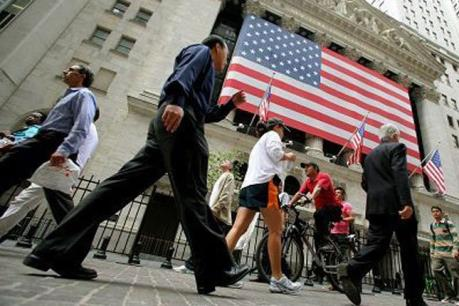 Kinh tế Mỹ tăng trưởng vừa phải trong tháng 8