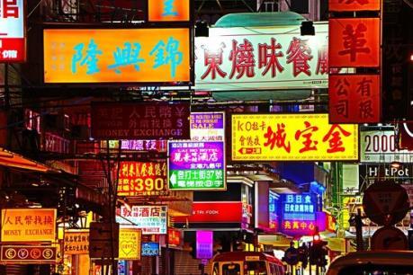 """Hong Kong mất danh hiệu """"thiên đường mua sắm"""""""