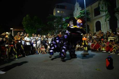 Đưa văn hóa các vùng, miền về biểu diễn tại phố đi bộ hồ Hoàn Kiếm