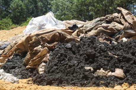 Công ty Môi trường Nghi Sơn chấm dứt hợp đồng xử lý 400 tấn chất thải của Formosa Hà Tĩnh