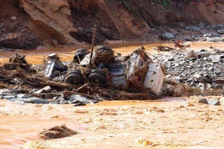 Sự cố thủy điện Sông Bung 2 qua lời kể của nhân chứng