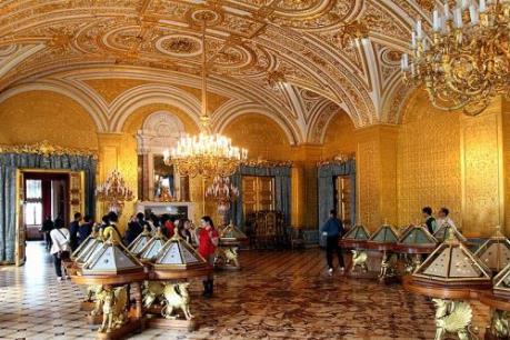 Nhiều bảo tàng của Nga lọt vào tốp đẹp nhất thế giới