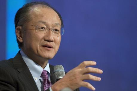 Ông Jim Yong Kim giữ cương vị Chủ tịch WB nhiệm kỳ thứ hai liên tiếp