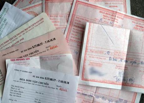 Khởi tố thêm 5 đối tượng trong đường dây mua bán trái phép hóa đơn Giá trị gia tăng